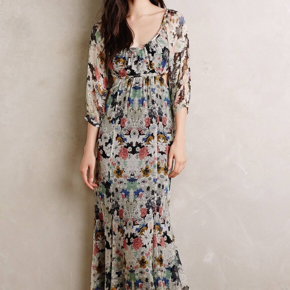 Twelfth Street by Cynthia Vincent Dresses & Skirts - Twelfth Street Cynthia Vincent Floral Maxi Dress